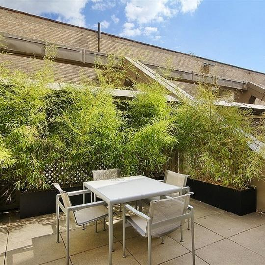 The Apple Bank Building - terrace - Upper West Side Apartments For Sale