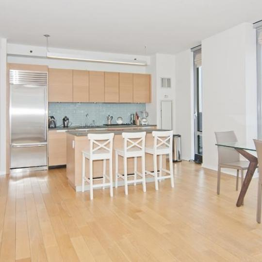 310 west 52nd Street Kitchen - NYC Condos for Sale