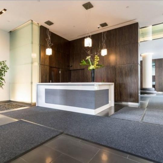 The Link Lobby - Clinton NYC Condominiums