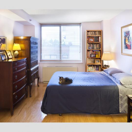 Bedroom- 520 West 23rd Street