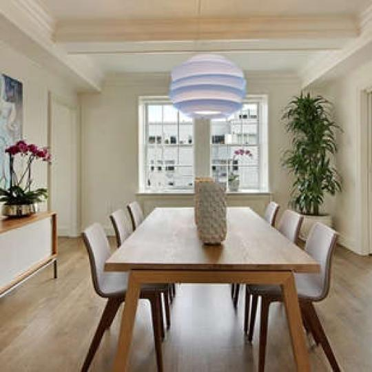 The Mark Dining Area - Condominiums for Sale NYC