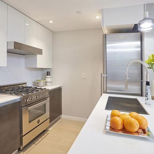 Condos for sale at 47-05 5th Street in NYC - Open Kitchen