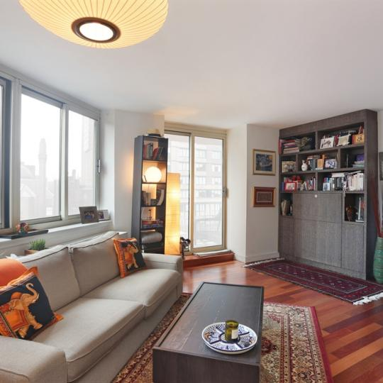 The Omni Livingroom - NYC Condos