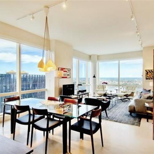 Dining Room - New York City - Luxury Condos - Park Imperial