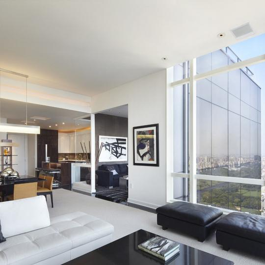Living Area - NYC - Luxury Condos for Sale - The Park Imperial