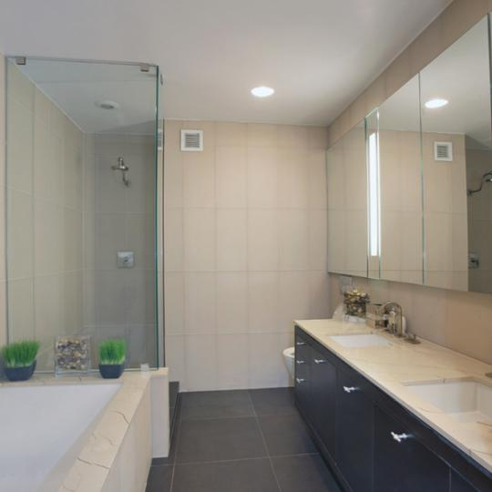 111 Central Park North - bathroom - NYC apartments for Sale