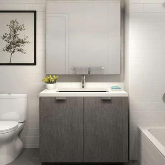Apartments for sale at The Adeline in Manhattan - Bathroom