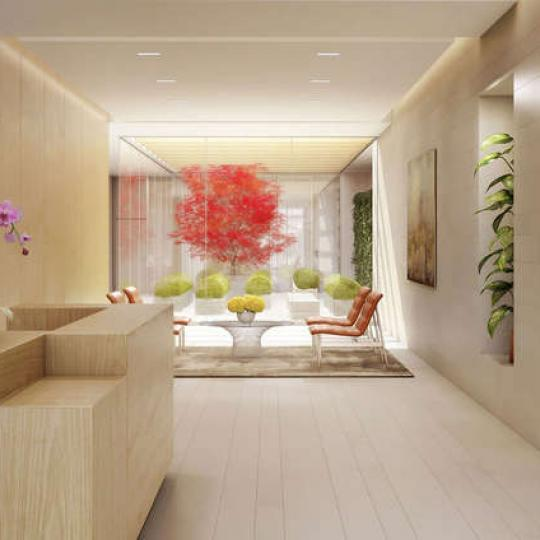 Lobby at 23 West 116th Street in South Harlem - Apartments for sale