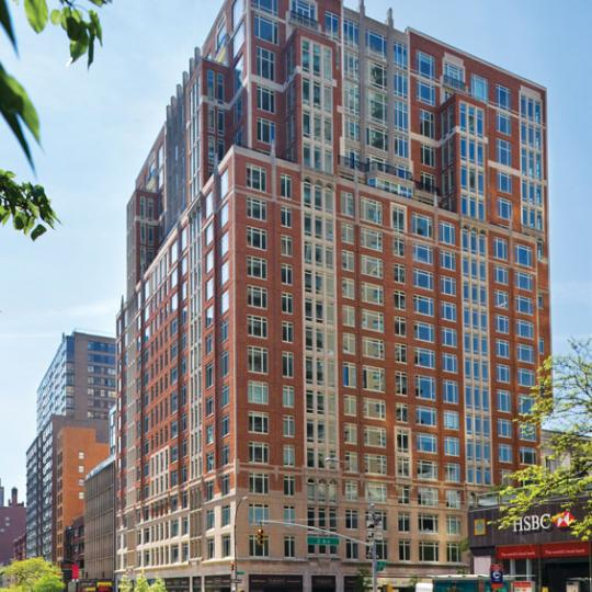 The Brompton NYC Condos for Sale Building Photo
