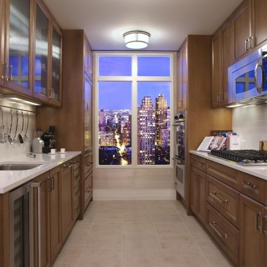 The Brompton NYC Condos for Sale Shower Kitchen New Construction