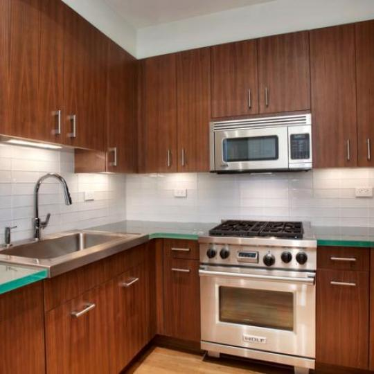 The Centurion NYC Condos – 33 West 56th St Condos for Sale in Clinton Kitchen