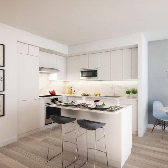Apartments for sale at 1790 Third Avenue in NYC - Kitchen