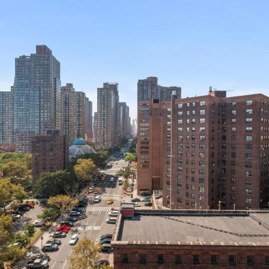 Apartments for sale at 1790 Third Avenue in Manhattan - View