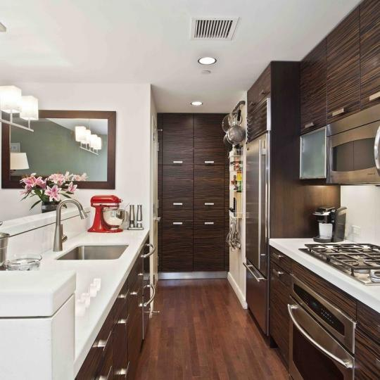 he Charleston NYC Condos – 225 East 34th Street Kitchen