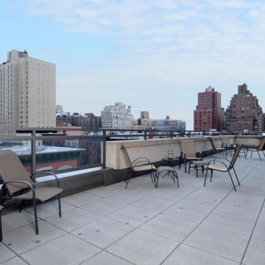 The Cielo 450 East 83rd Street NYC Condos Rooftop