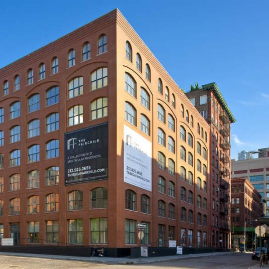 The Fairchild NYC Condos - 55 Vestry St Apartments for Sale in Tribeca