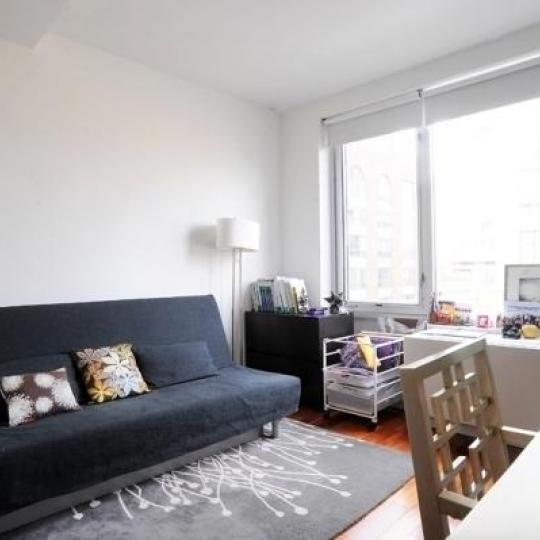 Long Island City Condominiums for Sale - Living room