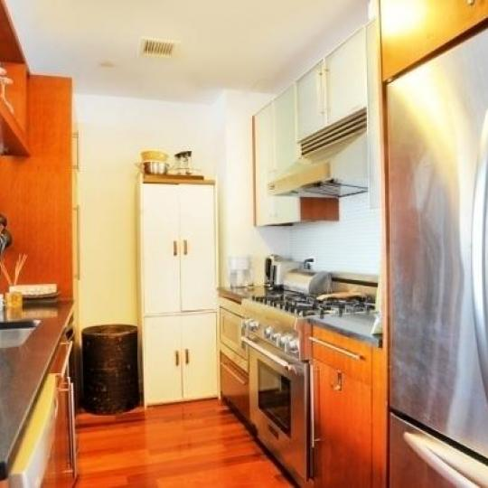 Kitchen in The Foundry - NYC Condominiums for Sale