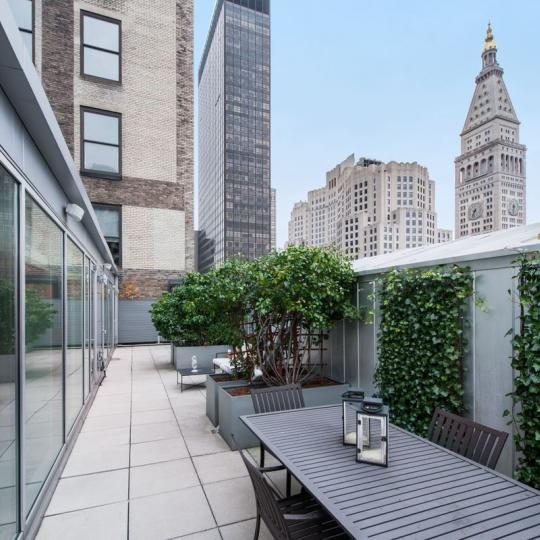 The Grand Madison Penthouse View - Gramercy Park NYC Condominiums