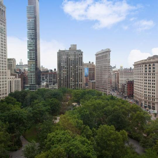 The Grand Madison View - Gramercy Park NYC Condominiums
