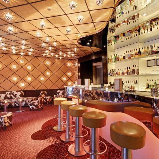 25 East 77th Street Hotel Bar- Manhattan Condos