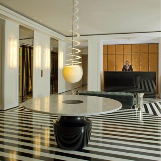 25 East 77th Street Lobby- Manhattan Condos