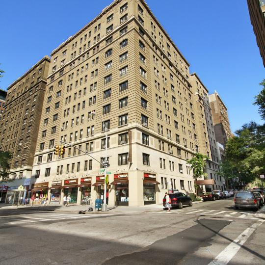 The Merrion 215 West 88th NYC Condos For Sale Building