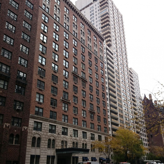 The Olcott Building - 27 West 72nd Street Condos for Sale