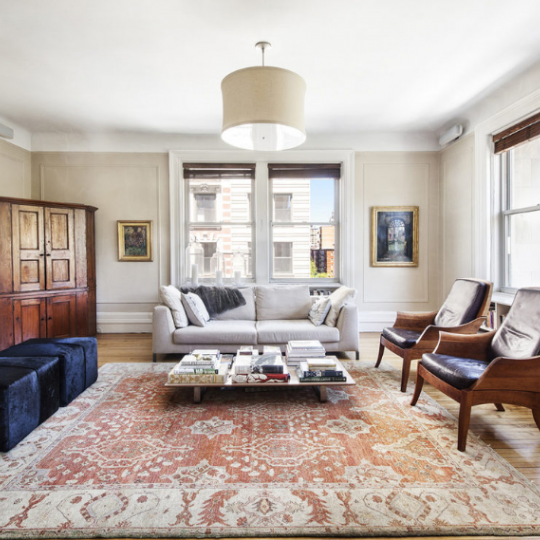 Living Room - 100 West 80th Street
