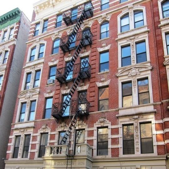Building - The Park Lane Condominium - Harlem - Manhattan Sales
