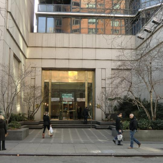 Condos for sale at 200 East 61st Street in NYC - Entrance