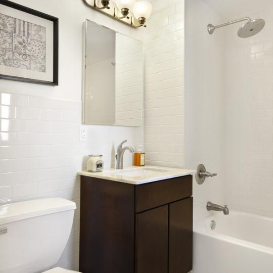 The Shelton - 775 Lafayette Avenue - Bathroom - Manhattan Condos for Sale
