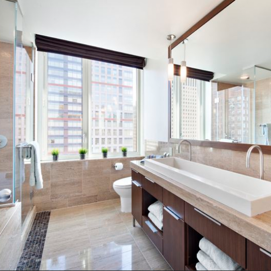 The Veneto 250 East 53rd Street condos for sale - Bathroom