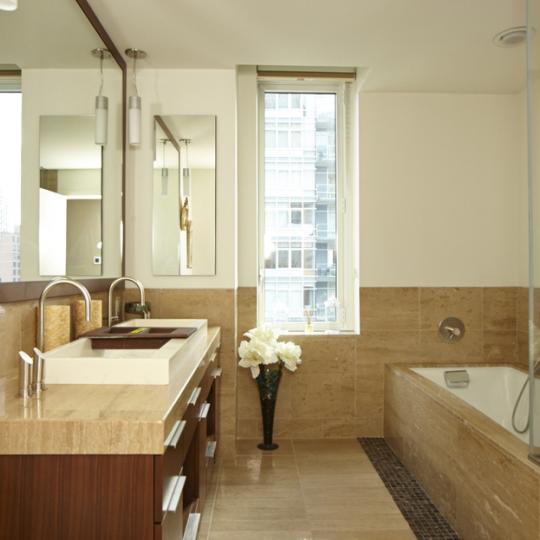 The Veneto 250 East 53rd Street Bathroom