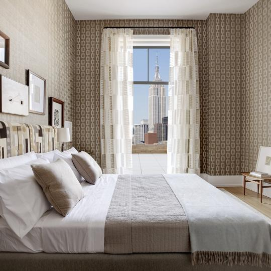 Walker Tower Bedroom - Luxury Condos For Sale in NYC Chelsea