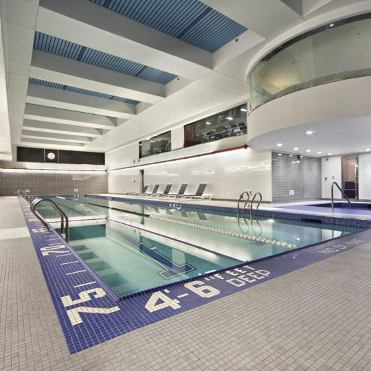 Condos for sale at The Alfred in Manhattan - Pool