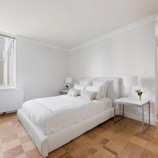 Bedroom at 220 East 65th Street in Manhattan - Apartments for sale