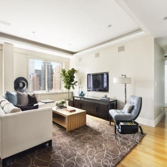 Condos for sale at The Concorde in NYC - Living Room