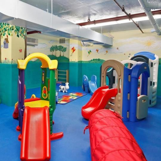 Apartments for sale at 220 East 65th Street in Manhattan - Children's Playroom