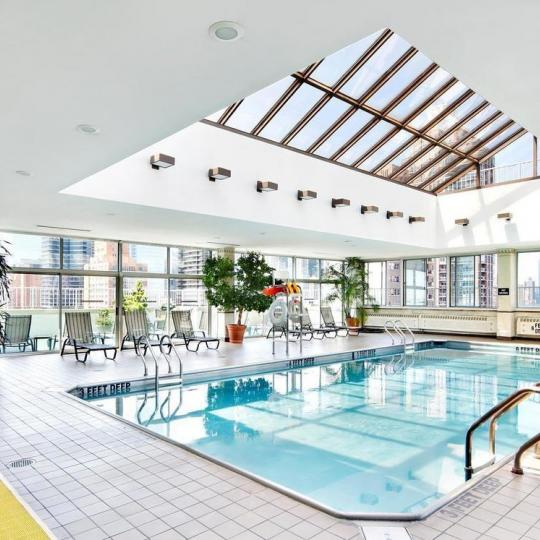 Pool at The Concorde in Upper East Side - Apartments for sale