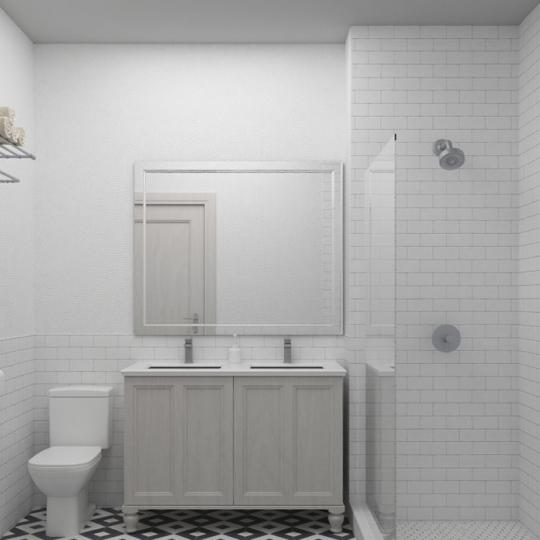 Apartments for sale at The Decker in NYC - Bathroom