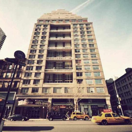 Apartments for sale at The Gotham in Manhattan