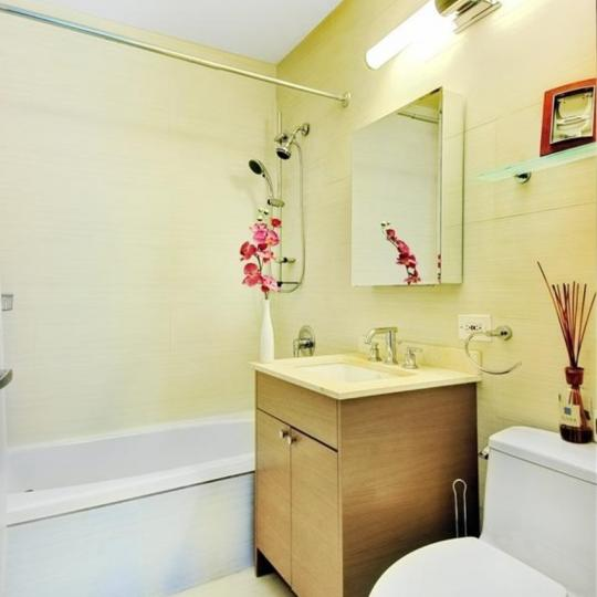 Bathroom at 170 East 87th Street in Upper East Side