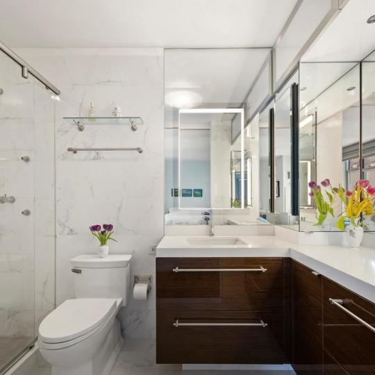 Condos for sale at The Mondrian in NYC - Bathroom