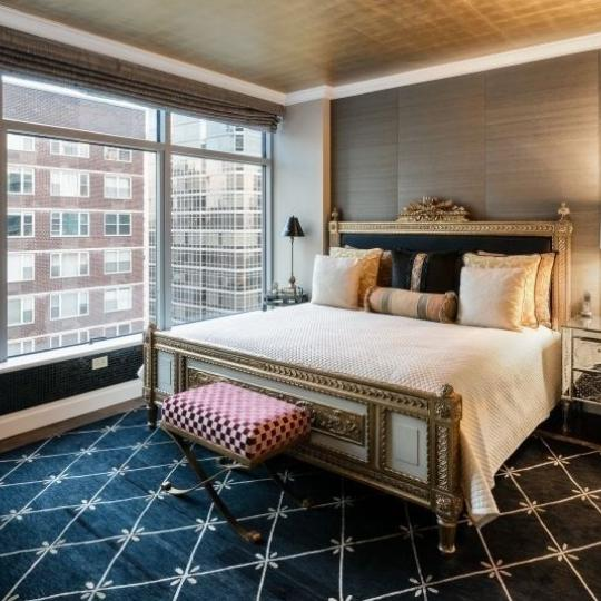 Apartments for sale at The Mondrian in Manhattan - Bedroom