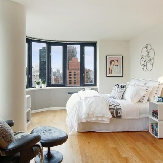 Apartments for sale at The Paladin in NYC - Bedroom