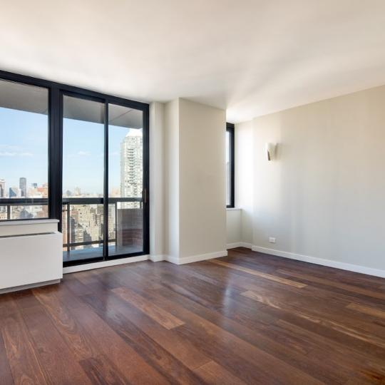 Living Room at 300 East 62nd Street in Manhattan - Condos for sale