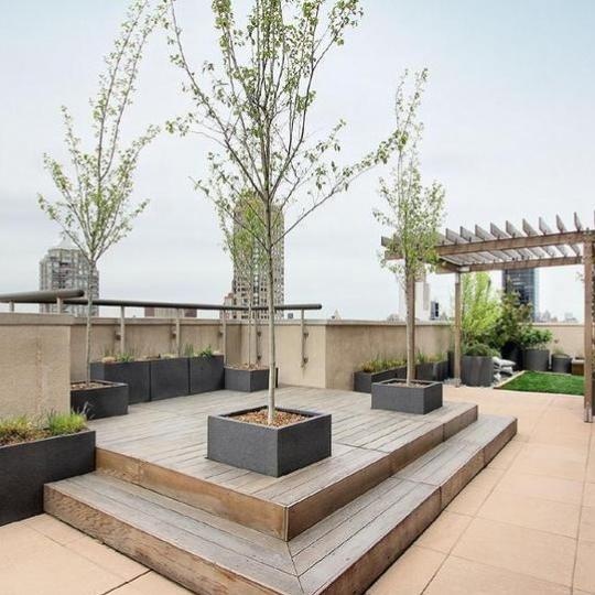 Terrace at 300 East 62nd Street in NYC - Apartments for sale