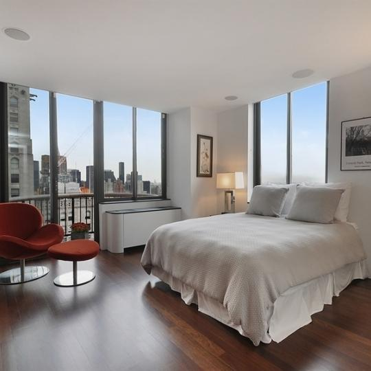 Condos for sale at 45 East 25th Street in NYC - Bedroom