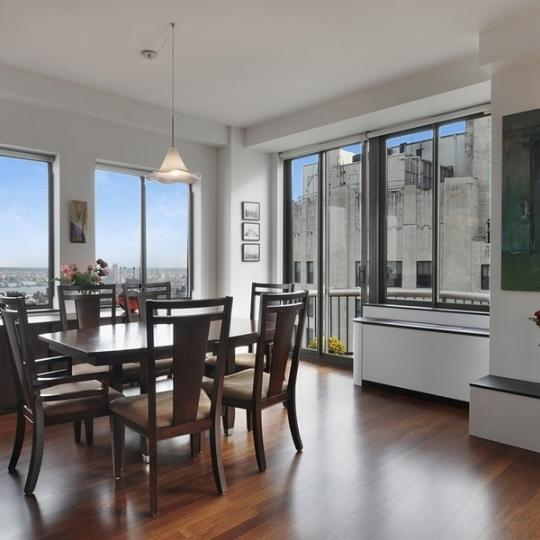 Condos for sale at 45 East 25th Street in NYC - Dining Area